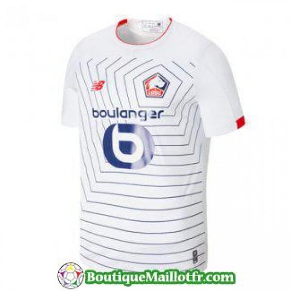 Maillot Lille 2019 2020 Neutre