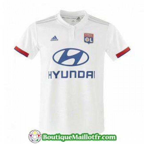 Maillot Lyon 2019 2020 Domicile
