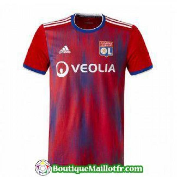 Maillot Lyon Neutre 2019 2020