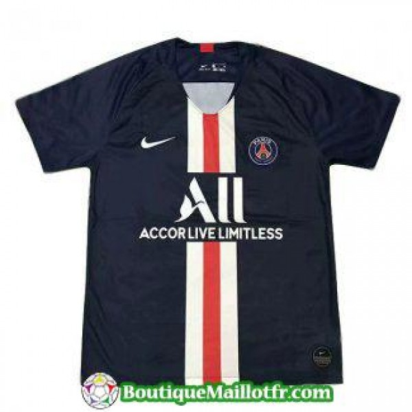 maillot paris saint germain 2019 2020 domicile
