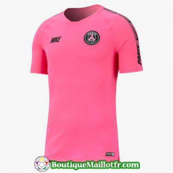 maillot psg entrainement 2019 2020 rose