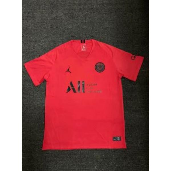 maillot psg jordan 2019 2020 rouge