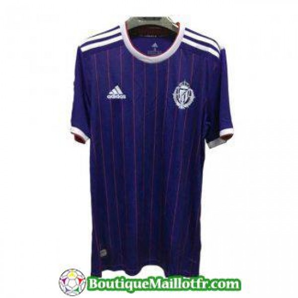 Maillot Real Valladolid 2019 2020 Exterieur