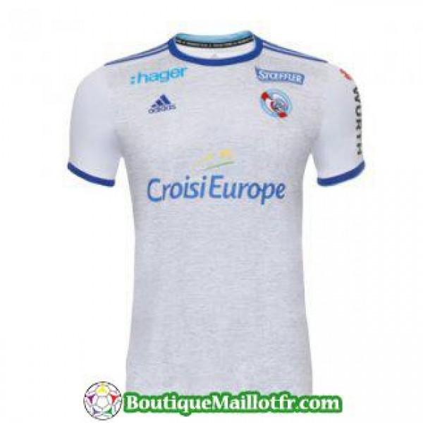 Maillot Strasbourg 2019 2020 Exterieur