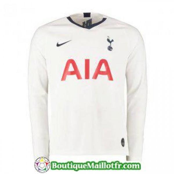 Maillot Tottenham Hotspur Manche Longue 2019 2020 ...