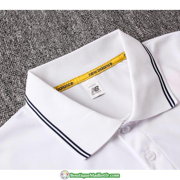 Polo Kit Liverpool Entrainement 2019 2020 Blanc B