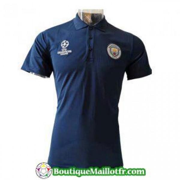 Polo Manchester City 2019 2020 Champions League Bl...