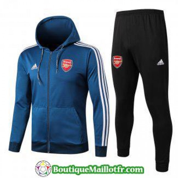 Sweat A Capuche Arsenal 2019 2020 Ensemble Complet...