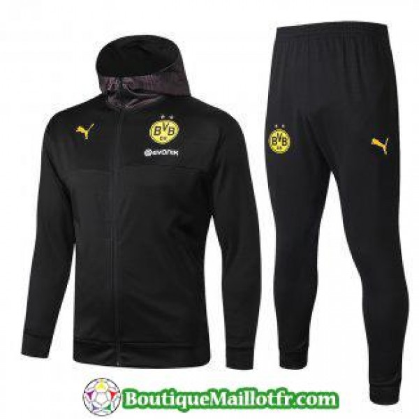 Sweat A Capuche Dortmund 2019 2020 Ensemble Comple...