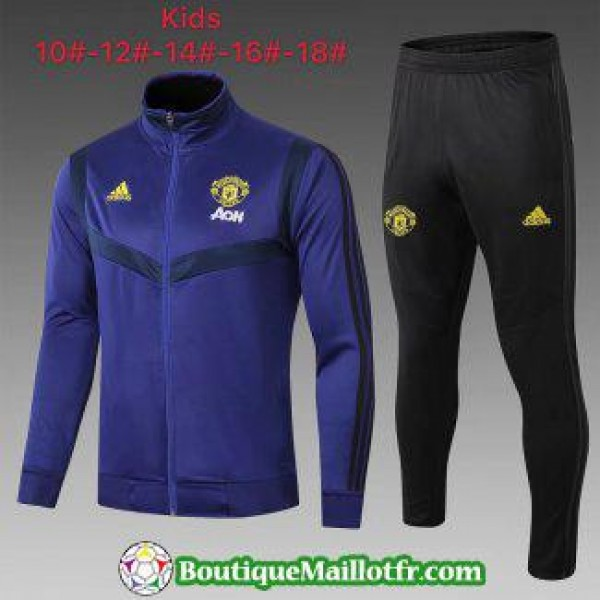 Veste Manchester United Enfant 2019 2020 Ensemble ...