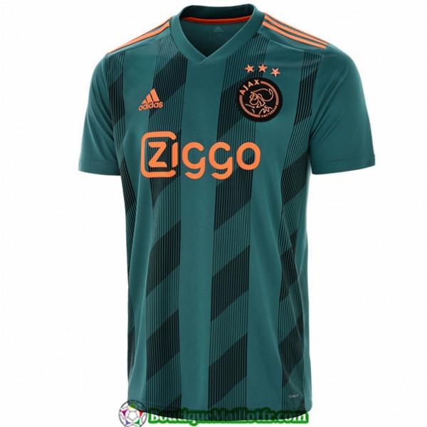 Maillot Ajax 2019 2020 Exterieur