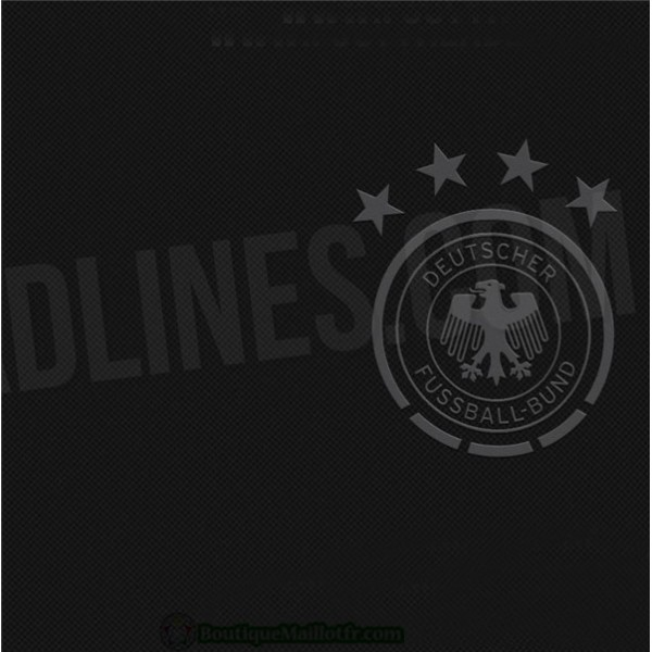 Maillot Allemagne Uefa Euro 2020 Exterieur