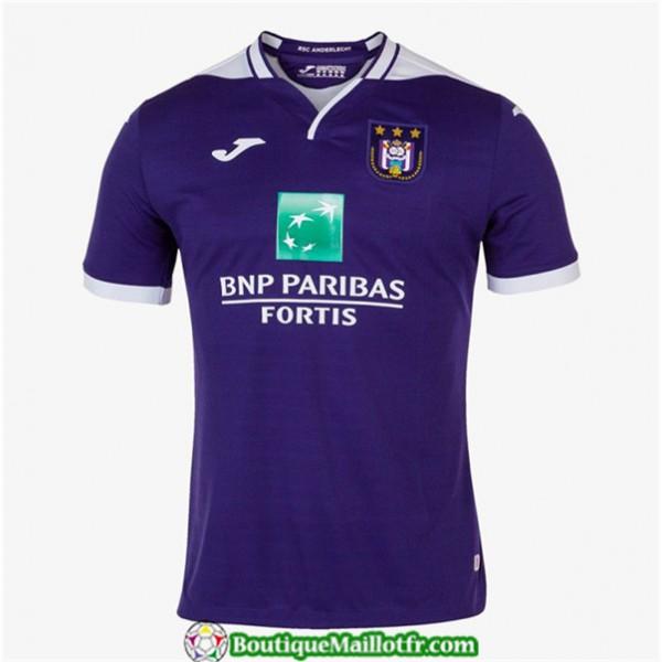 Maillot Anderlecht 2019 2020 Domicile