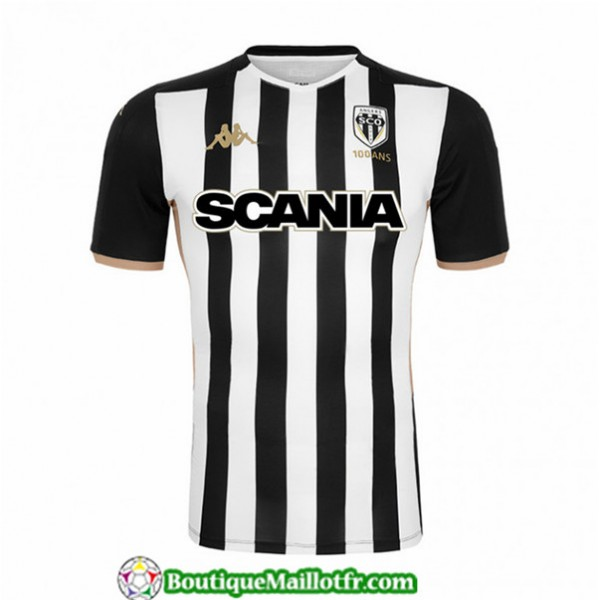 Maillot Angers 2019 2020 Domicile