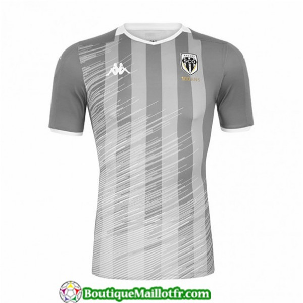Maillot Angers 2019 2020 Exterieur