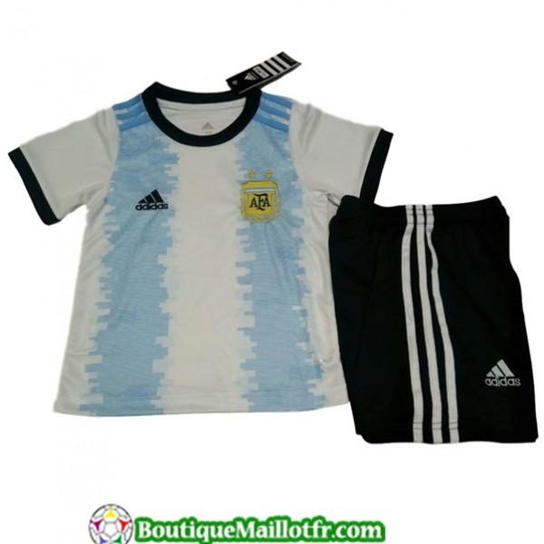 Maillot Argentine Enfant 2019 2020 Domicile