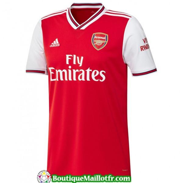 Maillot Arsenal 2019 2020 Domicile