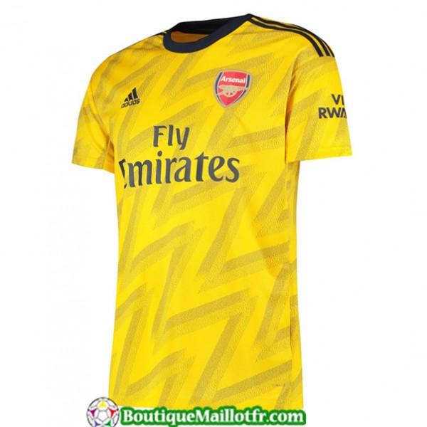 Maillot Arsenal 2019 2020 Exterieur