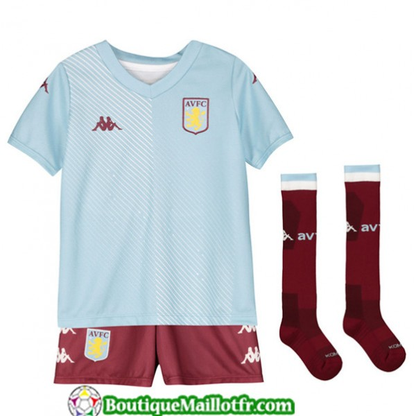 Maillot Aston Villa 2019 2020 Exterieur