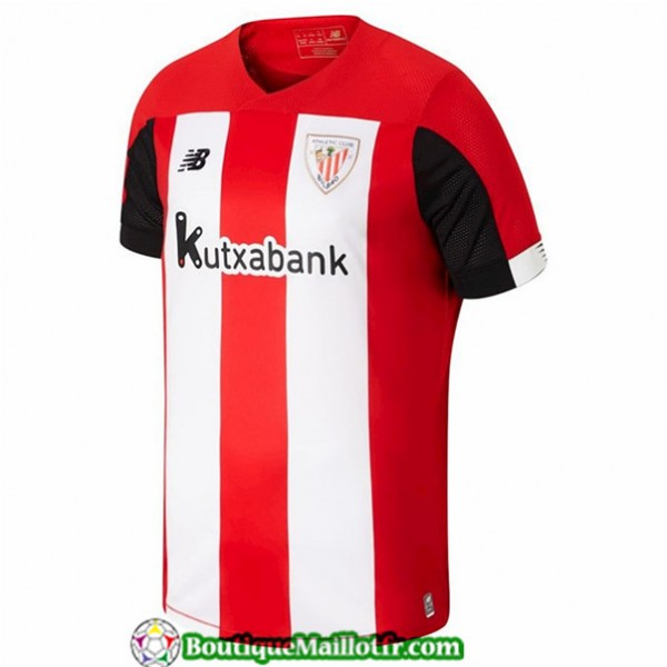 Maillot Athletic Bilbao 2019 2020 Domicile