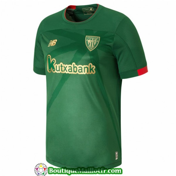 Maillot Athletic Bilbao 2019 2020 Exterieur