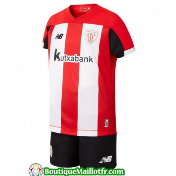 Maillot Athletic Bilbao Enfant 2019 2020 Domicile