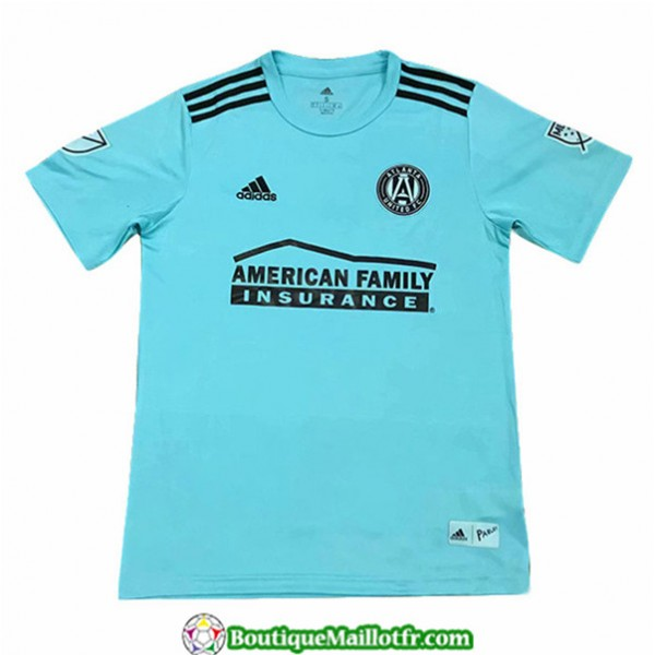 Maillot Atlanta United 2019 2020 Bleu