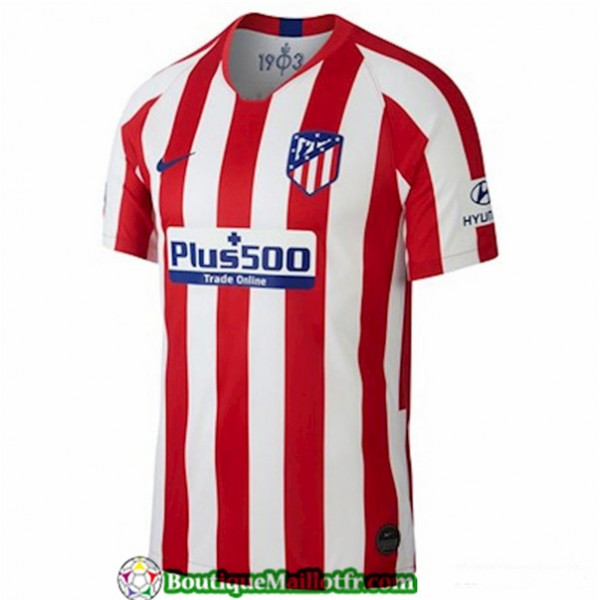 Maillot Atletico Madrid 2019 2020 Domicile