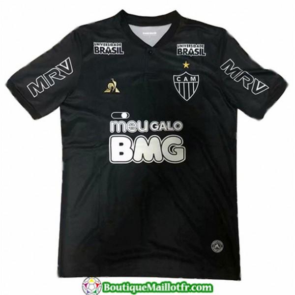 Maillot Atletico Mineiro 2019 2020 Third Noir