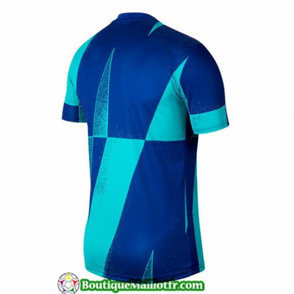 Maillot Barcelone 2019 2020 Training Bleu