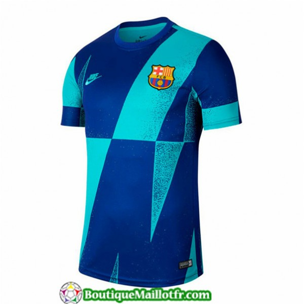 Maillot Barcelone 2019 2020 Training Bleu