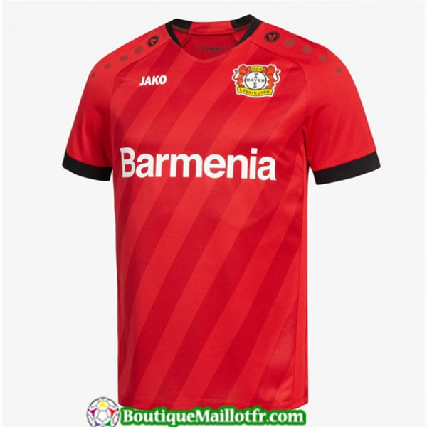 Maillot Bayer Leverkusen 2019 2020 Domicile