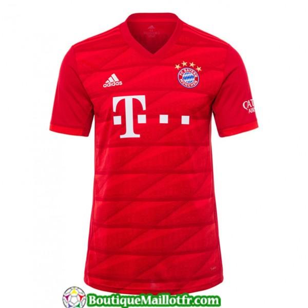 Maillot Bayern Munich 2019 2020 Domicile