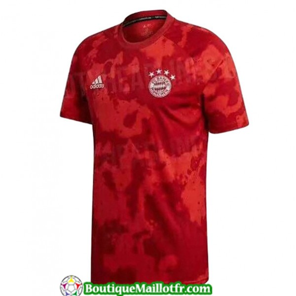 Maillot Bayern Munich 2019 2020 Training