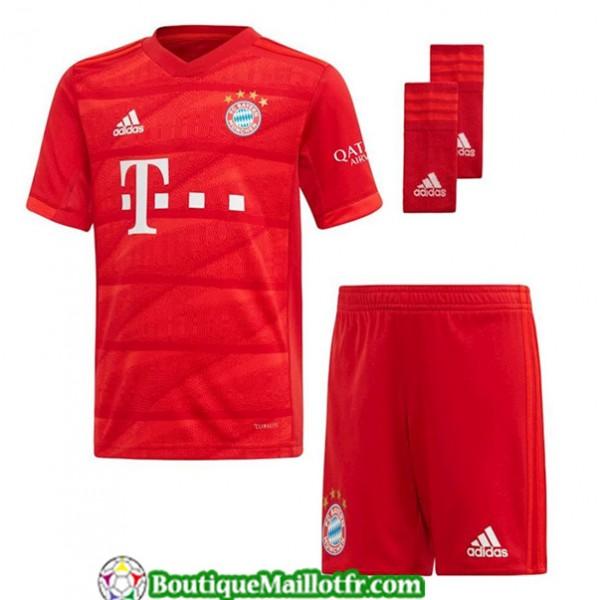 Maillot Bayern Munich Enfant 2019 2020 Domicile