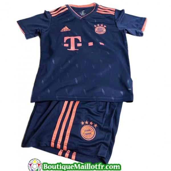 Maillot Bayern Munich Enfant 2019 2020 Third