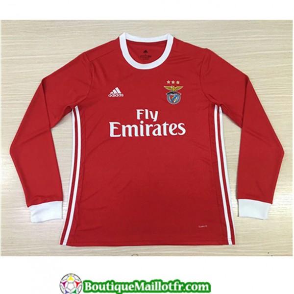 Maillot Benfica 2019 2020 Domicile Manche Longue