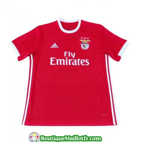 Maillot Benfica 2019 2020 Domicile Fans Rouge