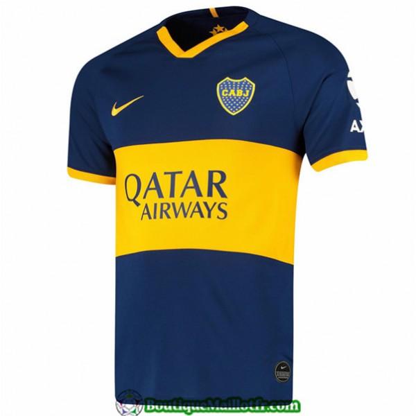 Maillot Boca Juniors 2019 2020 Domicile
