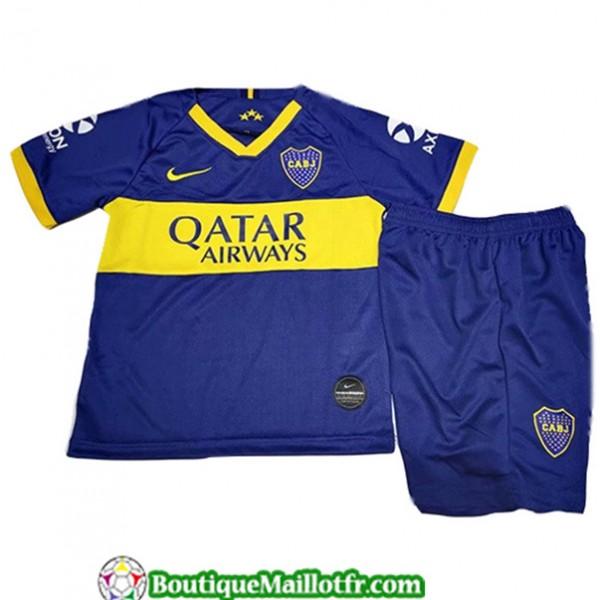 Maillot Boca Juniors Enfant 2019 2020 Domicile