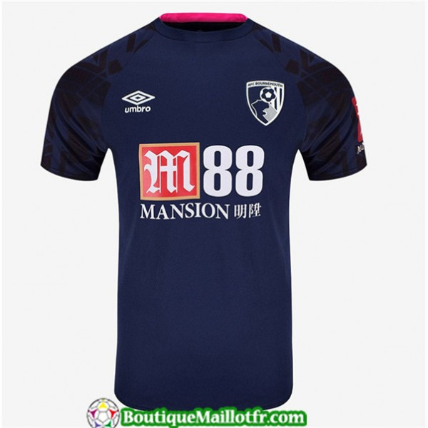 Maillot Bournemouth 2019 2020 Exterieur