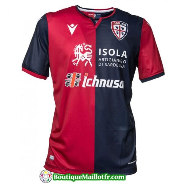 Maillot Cagliari 2019 2020 Domicile