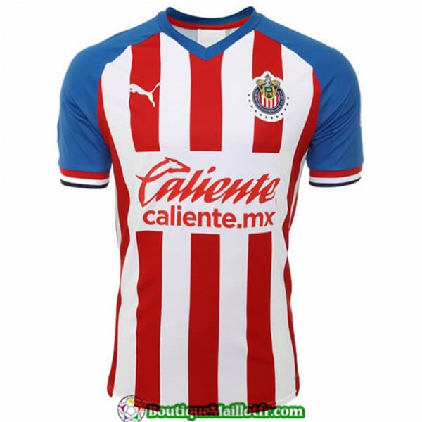 Maillot Chivas Regal 2019 2020 Domicile