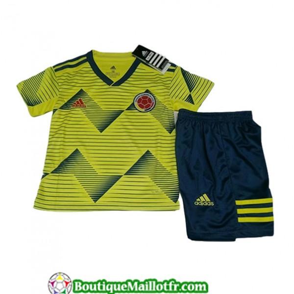 Maillot Colombie Enfant 2019 2020 Domicile