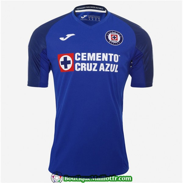 Maillot Cruz Azul 2019 2020 Domicile Bleu