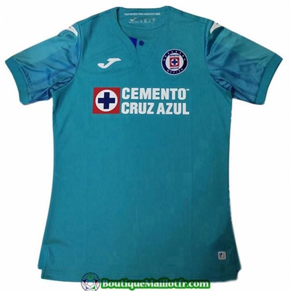 Maillot Cruz Azul 2019 2020 Third Vert