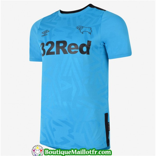 Maillot Derby County 2019 2020 Third