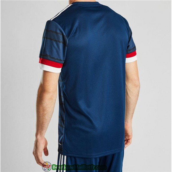 Maillot Écosse Uefa Euro 2020 2021 Domicile