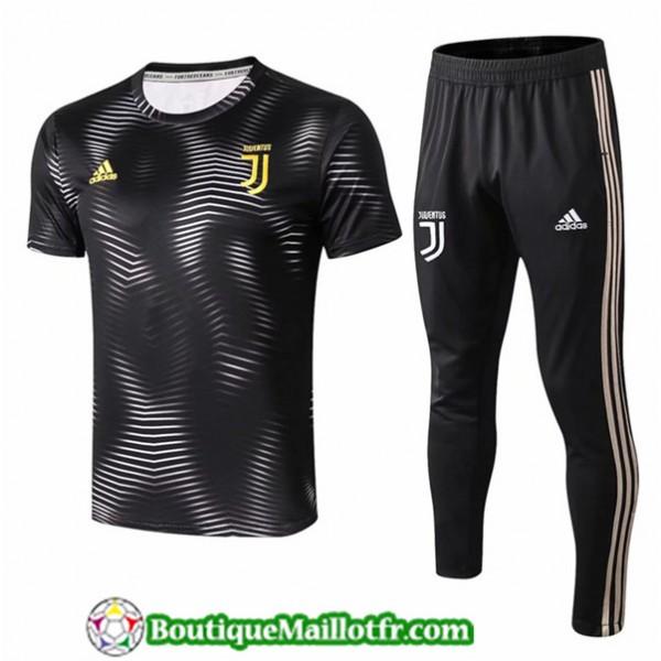Maillot Entrenamiento Juventus 2019 2020 Noir Barr...