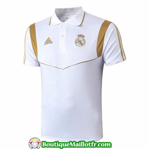 Maillot Entrenamiento Real Madrid 2019 2020 Polo B...